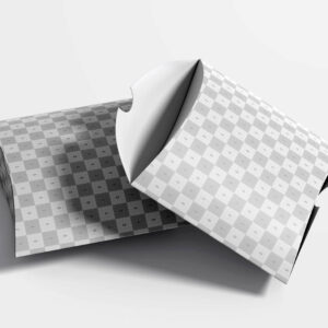 Pillow Printed Boxes