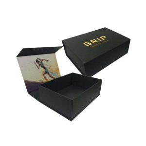 magnetic closure rigid boxes