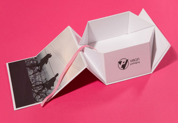 Single Color Printing Rigid Boxes