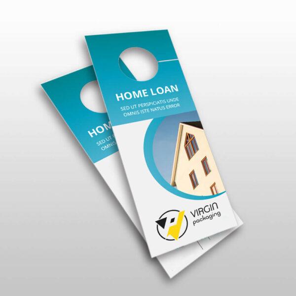 Packaging Door Hangers