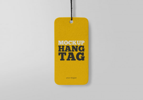 hanging tags