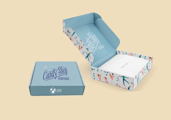 Subscription Packaging Boxes