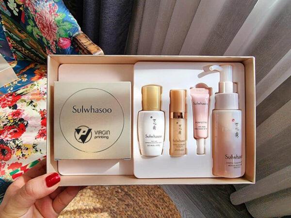 Custom Sulwhasoo Boxes