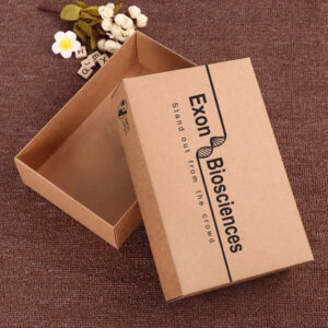 Kraft Boxes With Lids