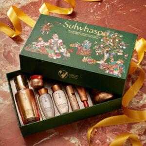 Sulwhasoo Printing Boxes
