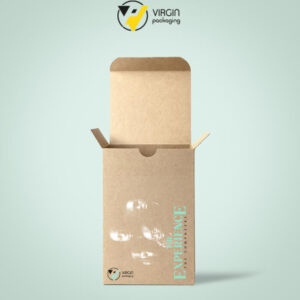 Kraft Tuck boxes