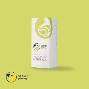 Skin Care Oil Boxes